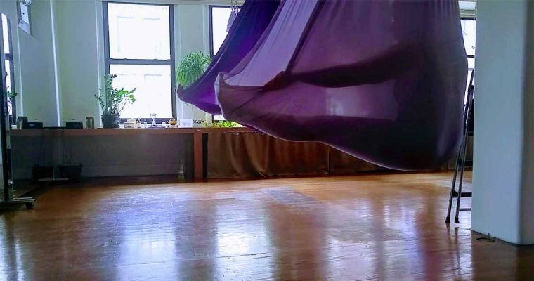 AntiGravity® Restorative Yoga